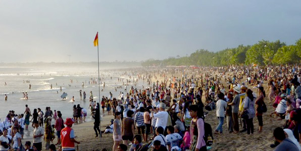 tourism in bali